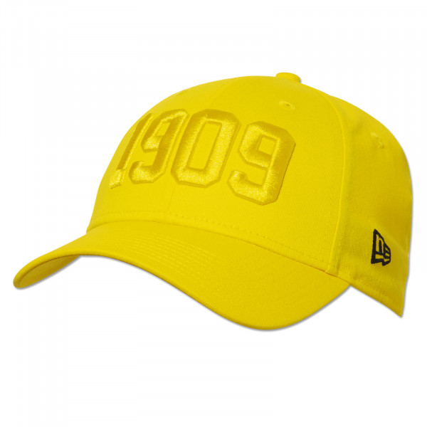 """Casquette BVB 9Forty """"1909"""", jaune"""