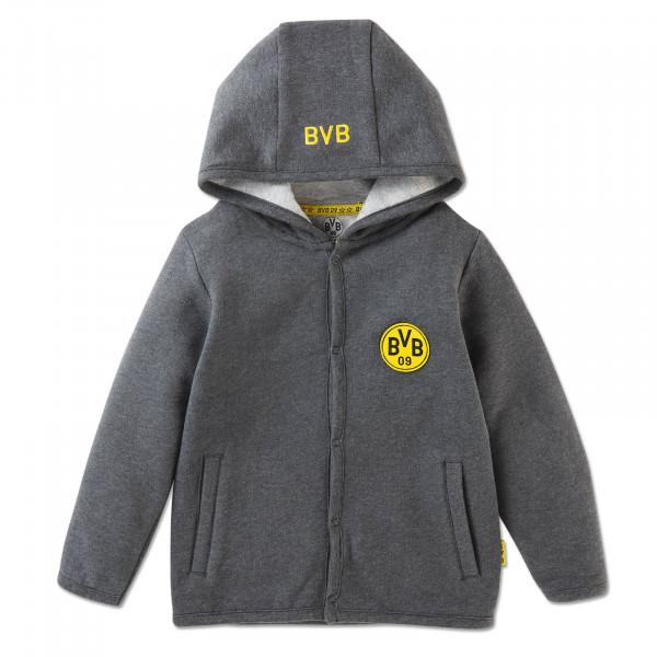 Chaqueta de peluche del BVB para bebés y niños pequeños