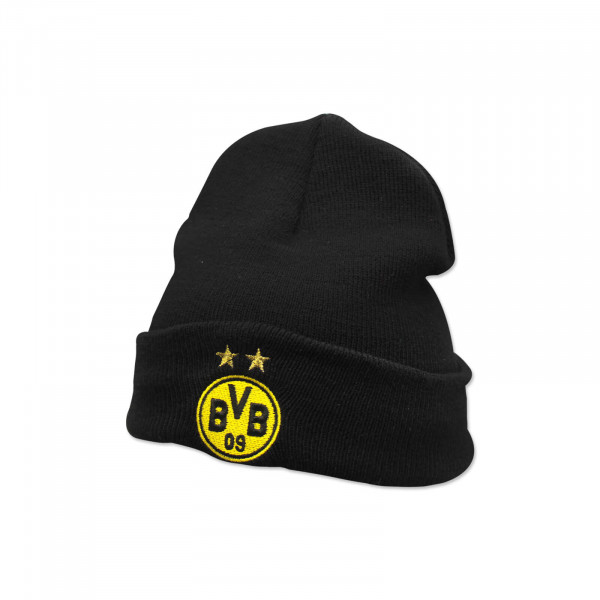 BVB Beanie (Black) for Kids