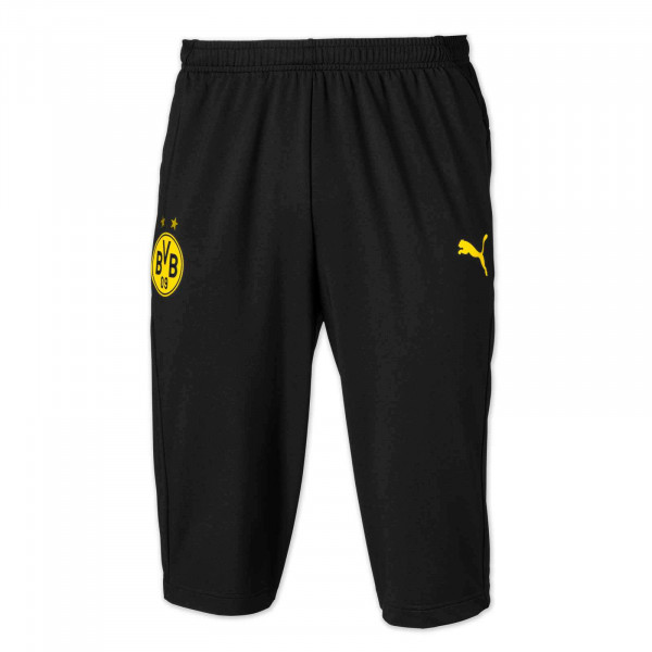 BVB-3/4-Training trousers 20/21 (black)