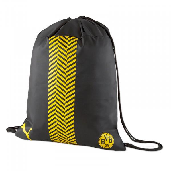BVB Ftbl Core Gym Bag (black-yellow)
