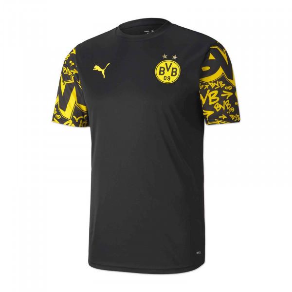 BVB Warm Up Shirt (Away) for Kids 20/21