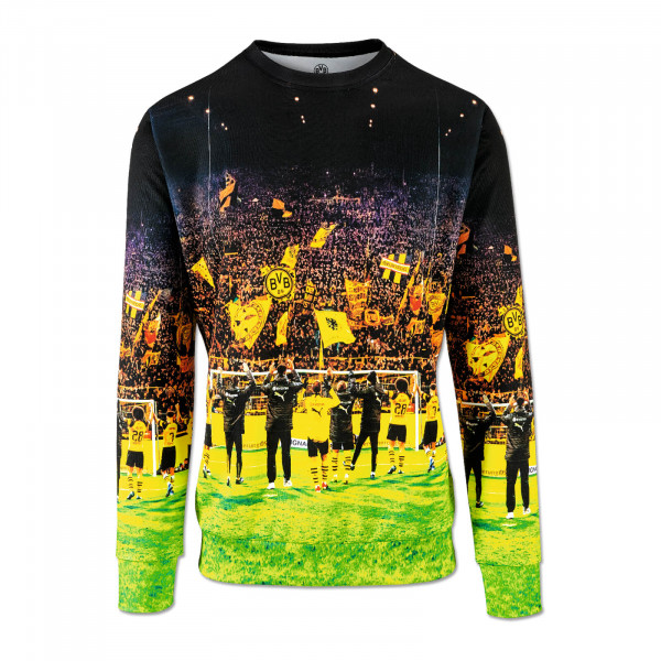"BVB Sweatshirt ""Yellow Wall"""