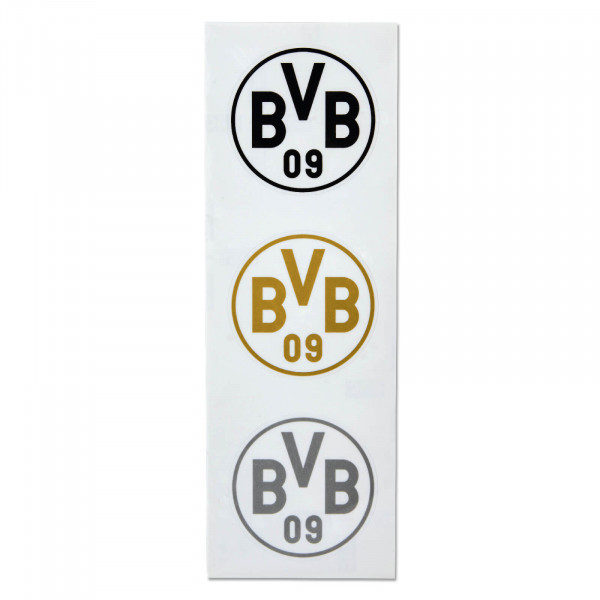 BVB sticker (set of 3)