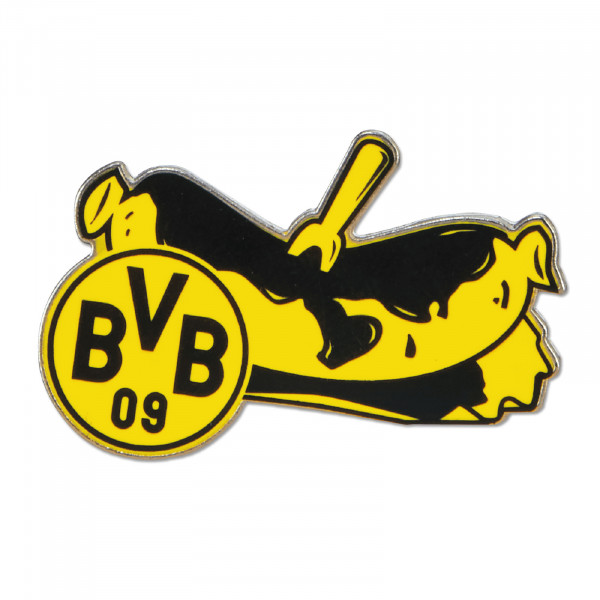 "BVB pin ""Sausage"""