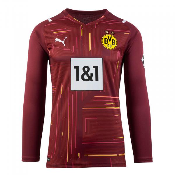 BVB Goalkeeper Shirt 21/22 (Red)
