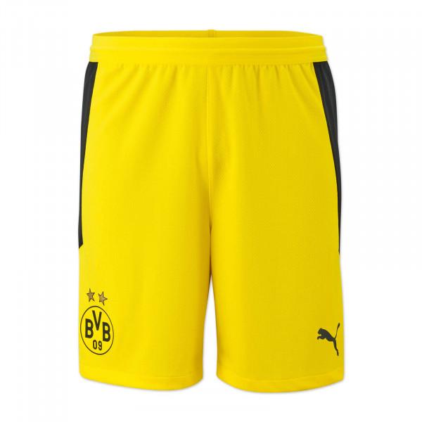 Short BVB 20/21 pour enfant (jaune)