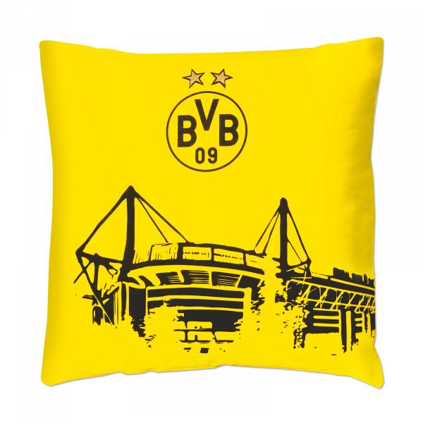"""BVB pillow """"Stadium"""""""