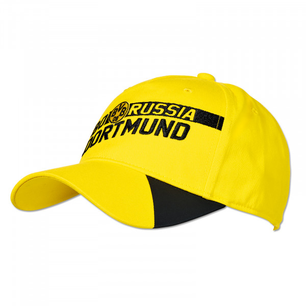 Casquette BVB Borussia Dortmund jaune