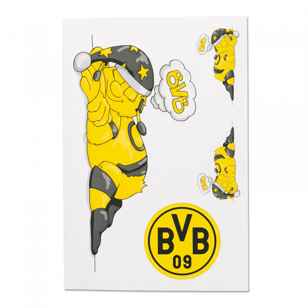 BVB Glow in the Dark Stickers EMMA