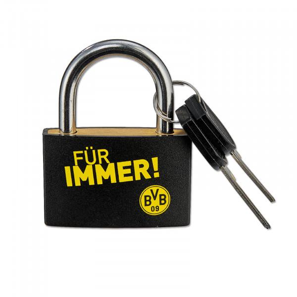 BVB padlock