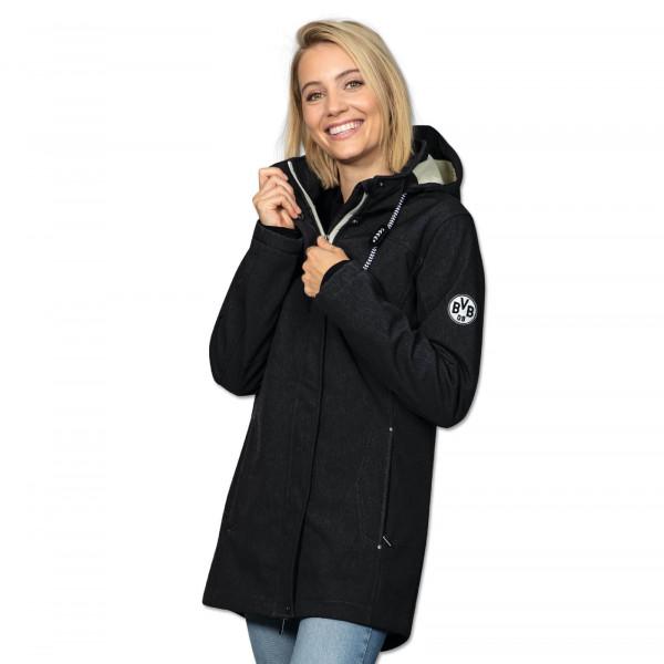 BVB softshell coat for women