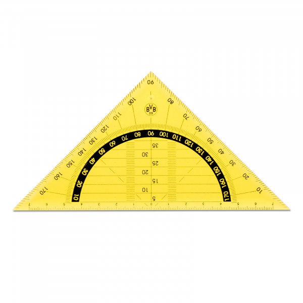 BVB triangle ruler