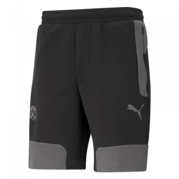 BVB Shorts Evostripe (Black & Grey)