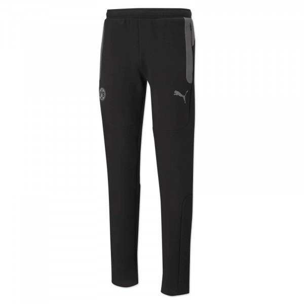 BVB Trousers Evostripe (Black & Grey)
