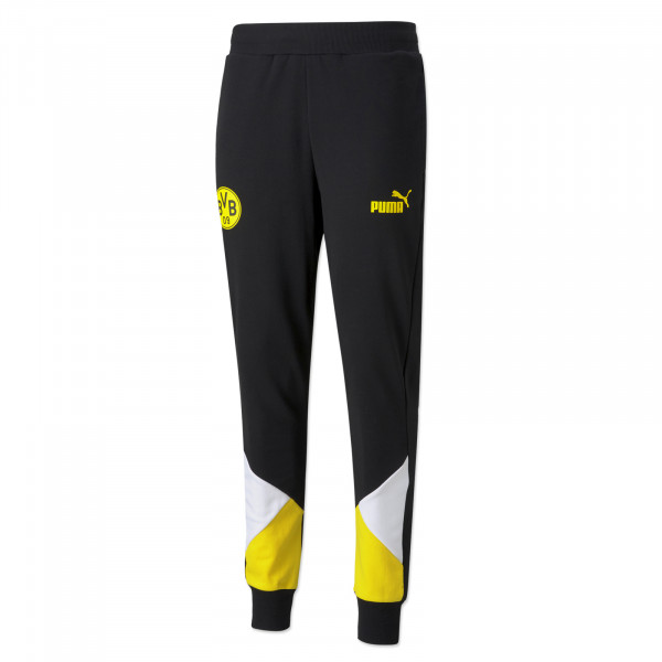 BVB Tracksuit Bottoms Ftbl Culture (Yellow)