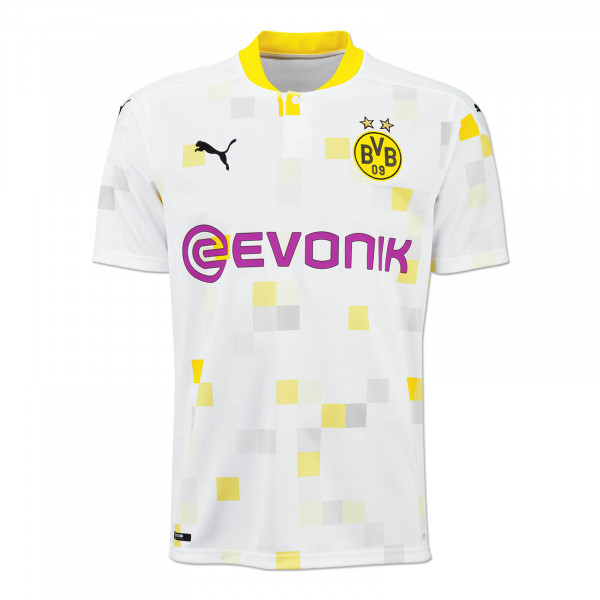 BVB third jersey 20-22 for children, cup-edition